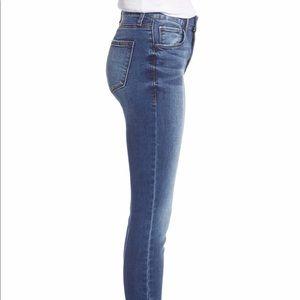 Brand new. STS blue size 27 jeans fringe bottom